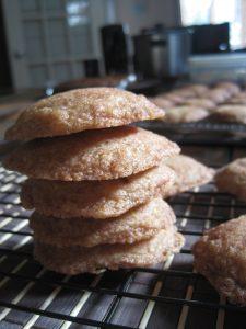 Snickerdoodles, The Allergen-Free Baker's Handbook