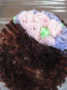 Chocolate Cupcake, The Allergen-Free Baker's Handbook
