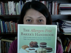 Review: The Allergen-Free Baker's Handbook by Cybele Pascal