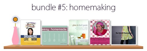 Homemaking ebooks