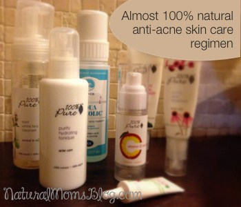 Natural Anti-Acne Products