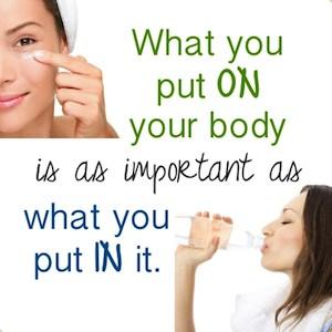 Dirty Dozen Toxins in Cosmetics