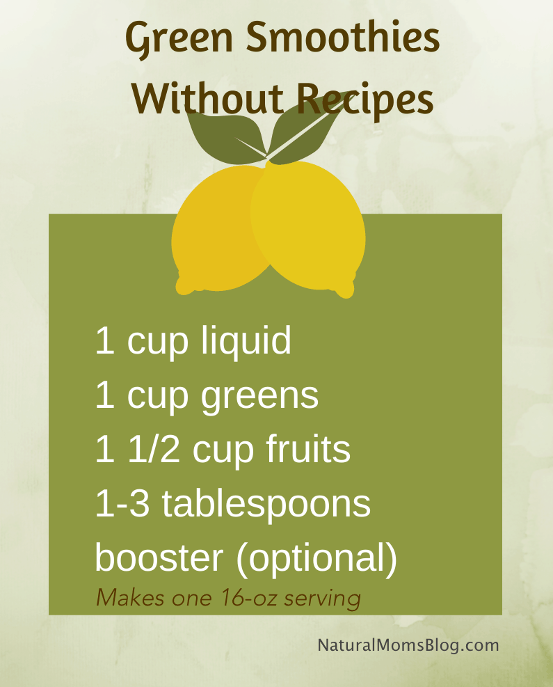 green-smoothie-formula