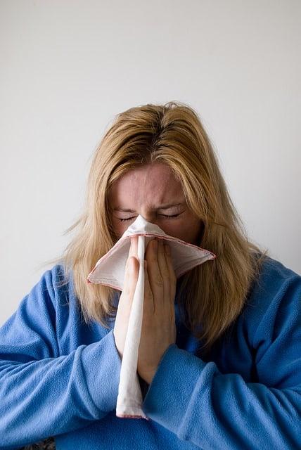 Toxins cause allergies