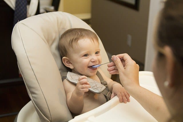 baby solid foods