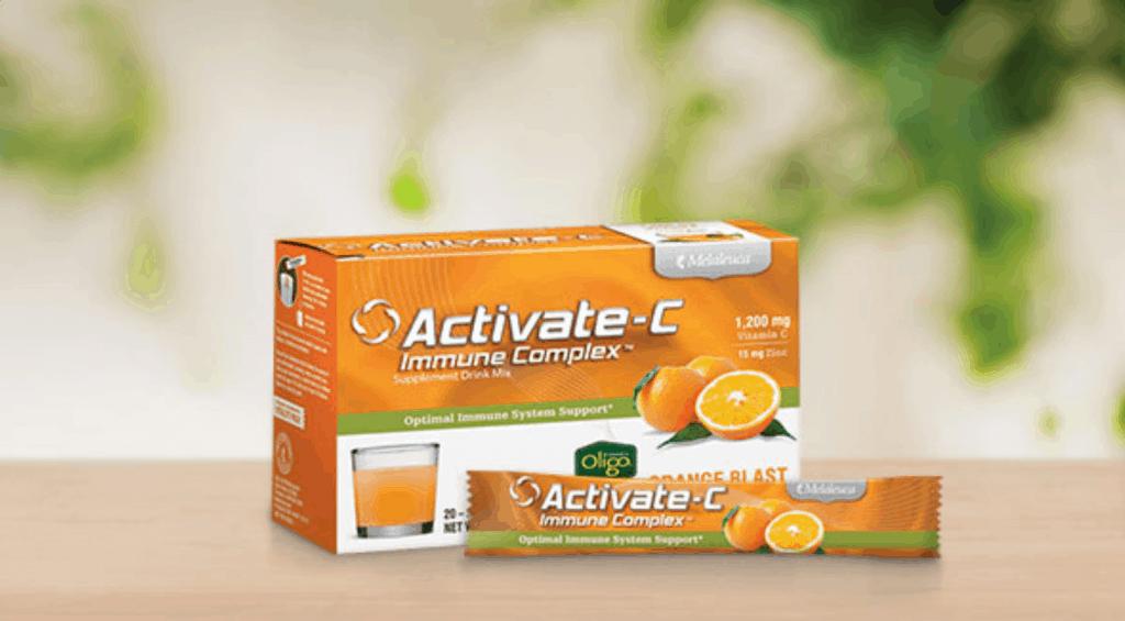 Activate-C Immune Complex™—Immunity Booster Drink Mix