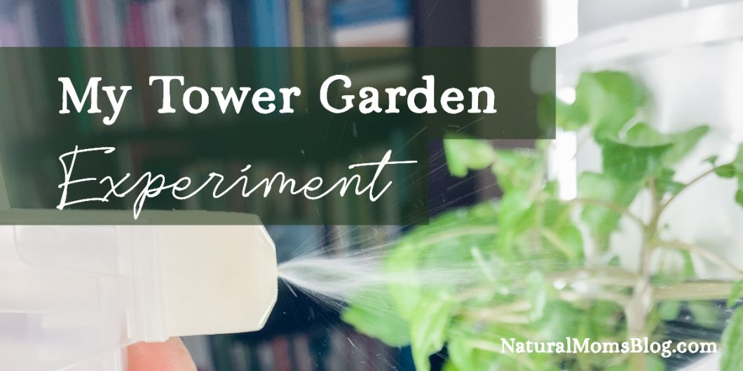 Effective Microorganisms in Tower Garden